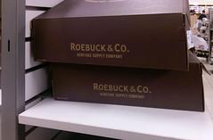 Roebuck & Company shoes