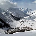 Alpine Panorama by Stafford Steed