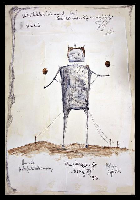 Photo:Humanoid By patrick.verstappen