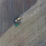 Basing Lodge Farm Harvest