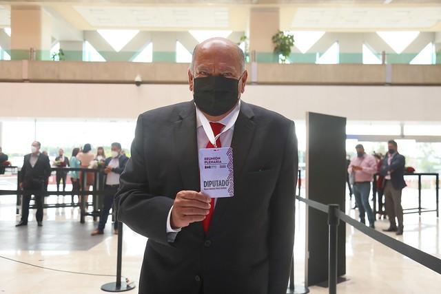 24/08/2021 1era Reunión Plenaria del GP Morena de la  LXV Legislatura