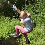 Rope Swing near Piggy Dam