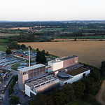 Chineham Incinerator / overlooking the Loddon Valley OLD002