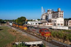 BNSF 4704 - Greenville Texas
