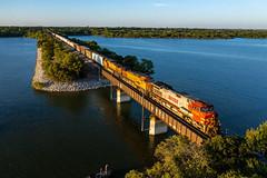 BNSF 4704 - Lake Lavon TX