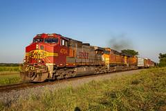 BNSF 4704 - Farmersville TX