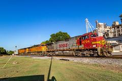 BNSF 4704 - Greenville TX