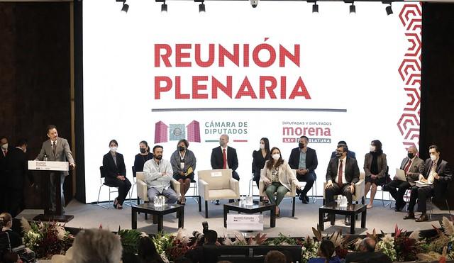 25/08/2021 Plenaria Secretaría General de la H. Cámara de Dips.