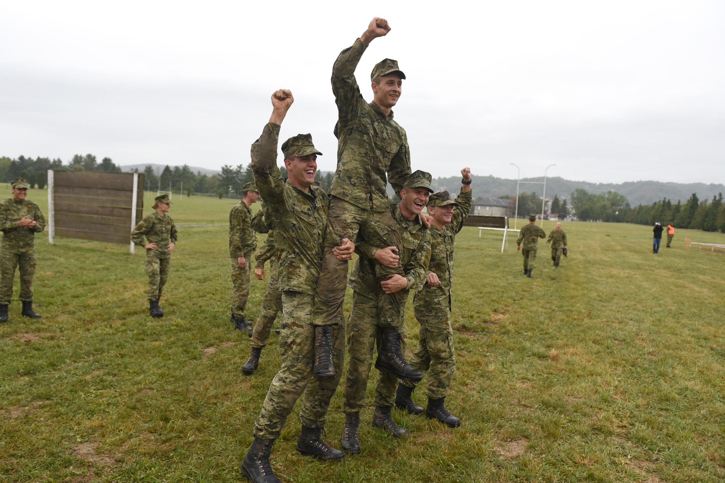 Završeno natjecanje dragovoljnih ročnika u Požegi