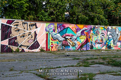 Midtown Mural   Memphis, Tennessee