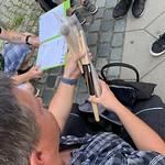 Schnitzeljagd durch Dresden