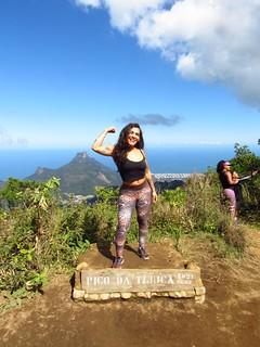 Trilha Pico da Tijuca  Floresta da Tijuca- Março de 2021