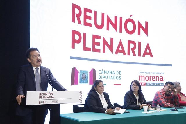 27/08/2021 Plenaria. Reglamento Interno