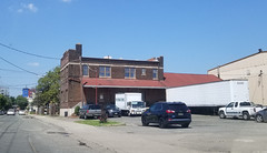 Lehigh Valley Bayonne freight station
