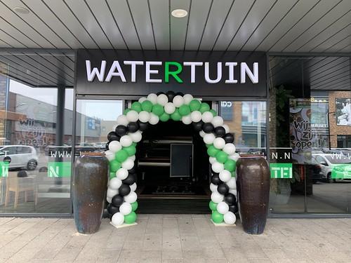 Ballonboog 6m Opening Watertuin Spijkenisse
