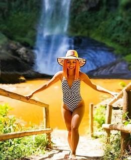 Cachoeira do Arco-Íris MG - Janeiro de 2021