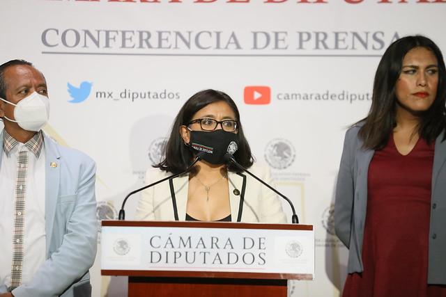 29/08/2021 Conferencia De Prensa Diversidad Y Género