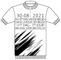13 Dans la roue des Belges cachets
