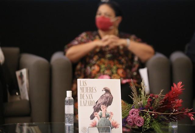 30/08/2021 Presentación Del Libro Las Mujeres En San Lázaro