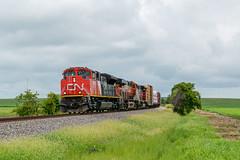 CN M30271 @ Green River Rd