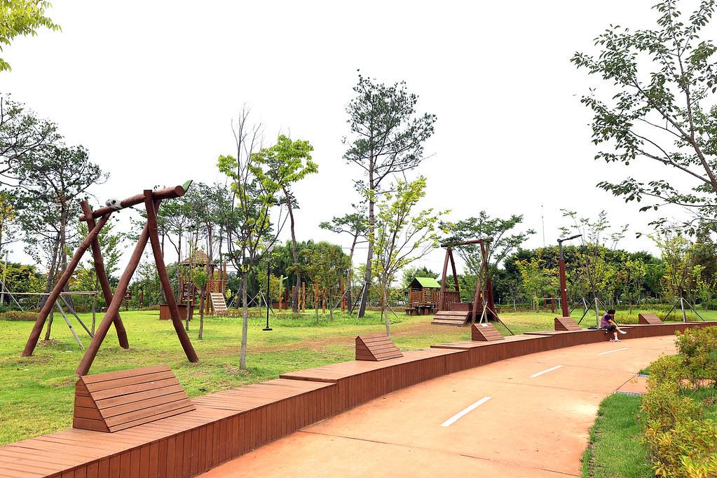 구리시 장자호수공원