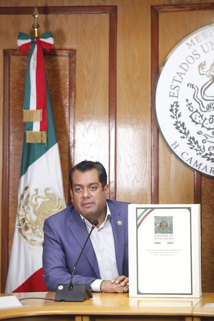 31/08/2021 Entrega Recepción Presidencia Cámara Diputados