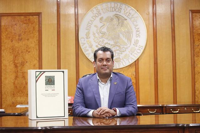 31/08/2021 Oficina Presidencia Diputados Sergio Gutiérrez Luna