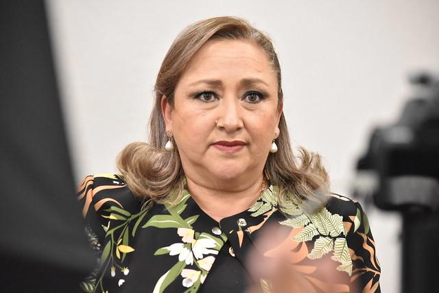 Dip. María Isabel Alfaro Morales