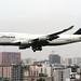 Lufthansa | Boeing 747-400 | D-ABVH | Hong Kong Kai Tak