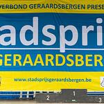Woensdag 1 september 2021 - Stadsprijs Geraardsbergen