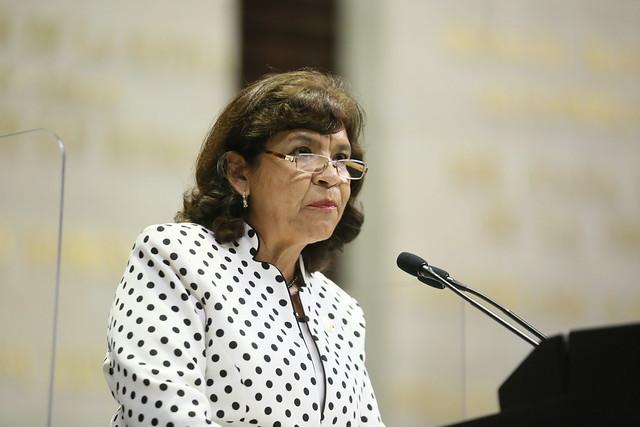 01/09/2021 Tribuna Diputada Lidia García
