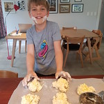 Baking up a storm!