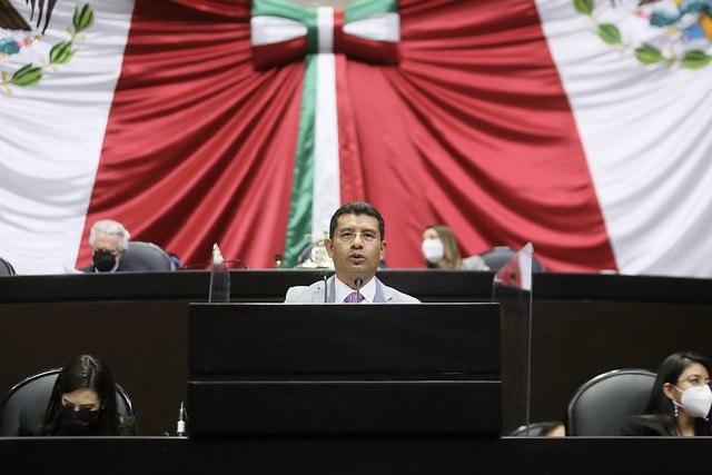 01/09/2021 Tribuna Diputado Daniel Gutiérrez