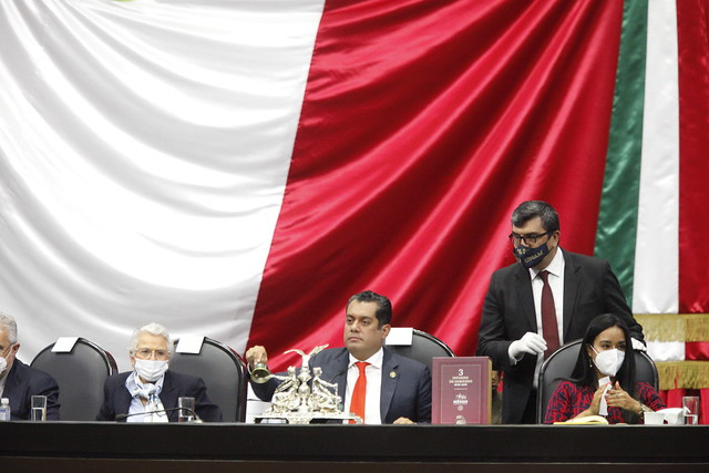 01/09/2021 Sesión De Congreso General LXV Legislatura