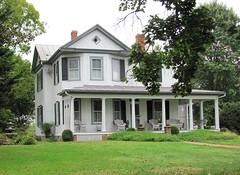Sunny, the J. B. Yowell House, Rochelle, Virginia