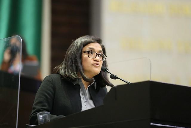 01/09/2021 Tribuna Diputada Aleida Alavez