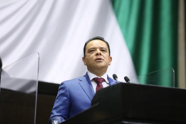 01/09/2021 Tribuna Diputado Marcos Rosendo Medina