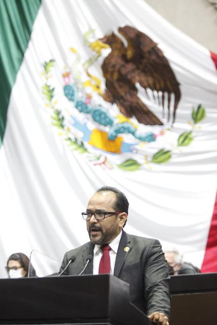01/09/2021 Tribuna Dip Omar Enrique Castañeda Gonzalez - Revocación Mandato