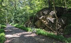 2021 Bike 180: Day 109 - Berma Road Trail