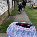 Family walk/bike ride