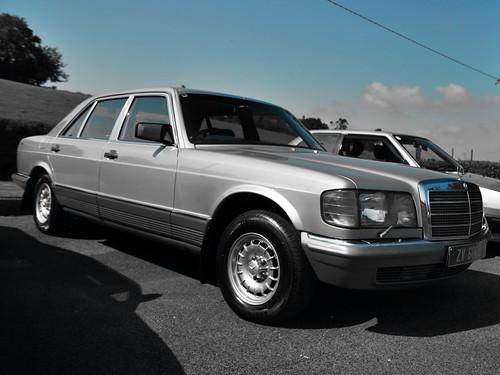 Mercedes Benz 380 SEL