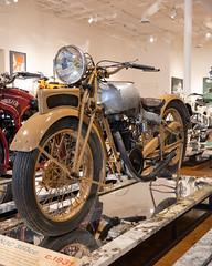 c. 1931 MGC Model N3C 350cc