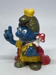 Emporer Smurf A