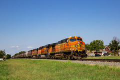 BNSF 4694 - Murphy Texas
