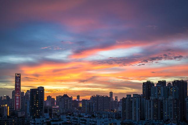Everyday Sunset