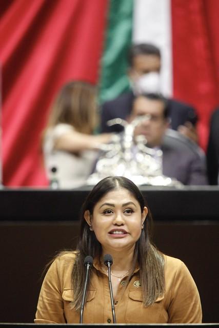 07/09/2021 Intervención Tribuna Diputada Raquel Bonilla Herrera