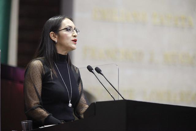 07/09/2021 Intervención Tribuna Dip Laura Imelda Perez Segura