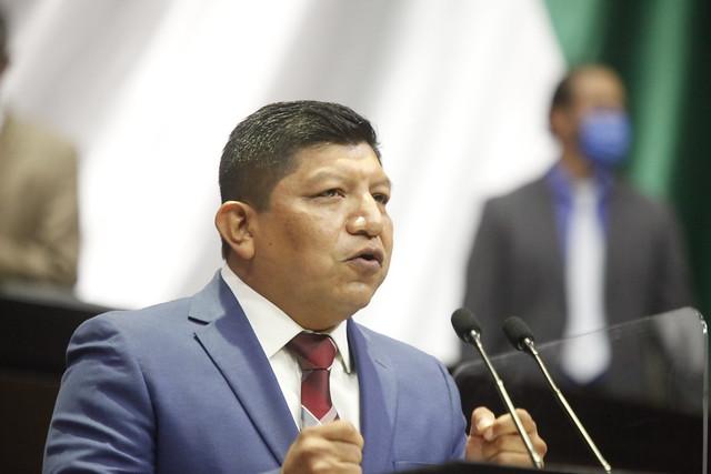 07/09/2021 Intervención Tribuna Diputado Jaime Humberto Perez Bernabé