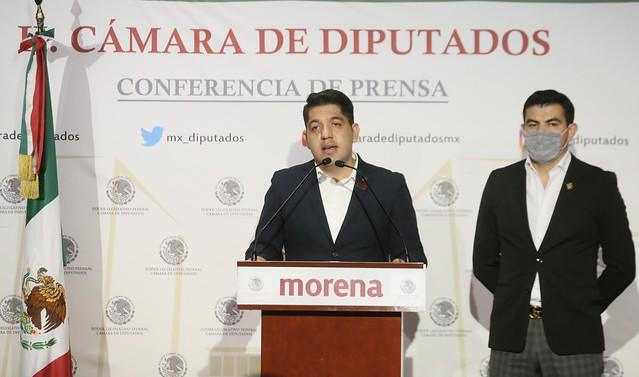 07/09/2021 Conferencia De Prensa Diputado Emmanuel Reyes Carmona