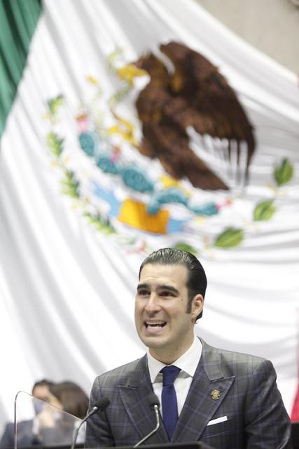 07/09/2021 Intervención Tribuna Dip Miguel Torruco Garza